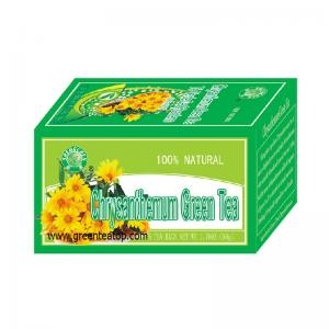 Dried Chrysanthemum Green Tea