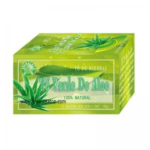 Aloe Green Tea