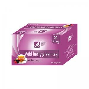 Wild Berry Green Tea
