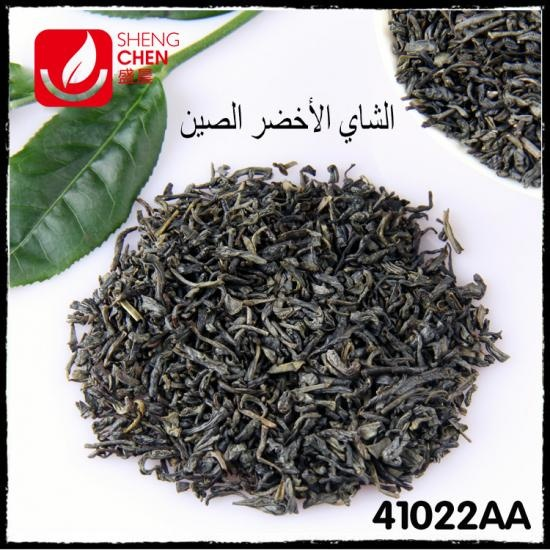 100% Nature Fresh 2019 China High Quality Green Tea Fannings  41022AAA