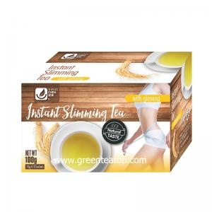 Relieves Menstrual Problems instant ginseng slimming tea
