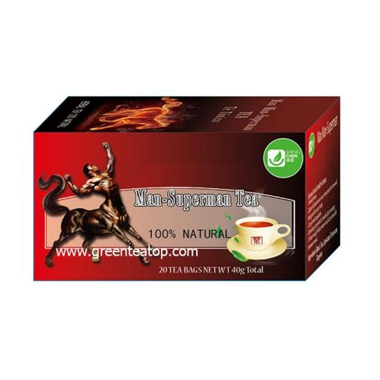 relieves fatigue's tea for man