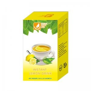 Lemon Flavored Instant Powder Drink