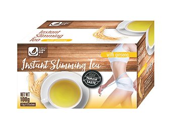 New Instant Slimming Tea-Ginseng Flavor